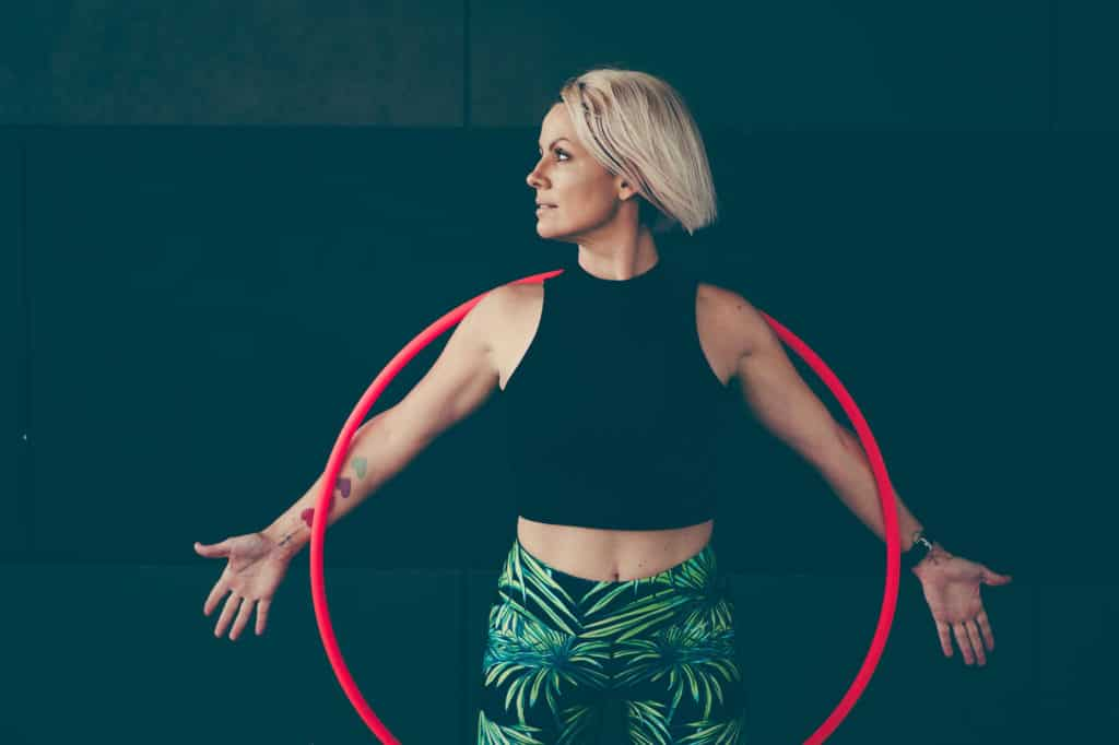 Deanne Love Hula Hoop Best Instructor